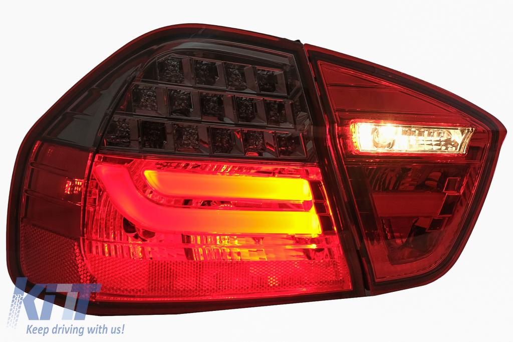 BMW 3 series PRE E90 Saloon LCI Rear Tail Light Tint 2005-2009