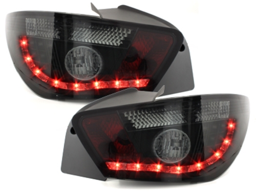 led taillights suitable for seat ibiza 6j. Black Bedroom Furniture Sets. Home Design Ideas
