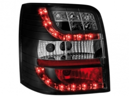LED taillights VW Passat 3BG 00-04_black