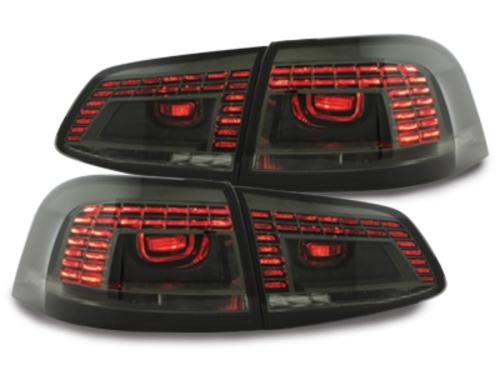 led taillights vw passat 3c b7 gp variant 2011 2015 smoke. Black Bedroom Furniture Sets. Home Design Ideas