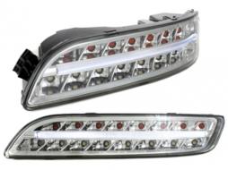Litec LED DRL Daytime Running Light front indicator with position light Porsche 911/997 05-09    - KGPO01