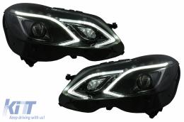 Mercedes Benz W212 E-Class (2009-2012) LED Xenon Facelift Design Headlights