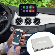 Mercedes C-class W205 GLC X253 S-class W222 C217 Benz Car Play Android Auto suitable for SMART Box NTG5.0 - UNICP31