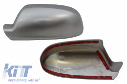 Mirror Covers 3M Adhesive for Audi A3/S3 (2010-2013) A4/S4 (2010-2014) A5/S5 (2010-2014) - MCAUA6M3A