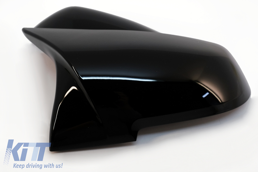 Yuanyuan 1 Pair View View Side Specchio Cover Style Carbon Style Accessori per Auto in Forma per BMW E46 3 Series 1998-2005