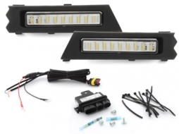 MODULITE daytime running light suitable for DACIA Sandero, Sandero Stepway, Logan 2012+ - MODD01EP