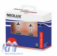Neolux Halogen Headlamp Bulb SILVERSTAR 2.0 N499EL-2SCB H7 12V 55W carton box (1 unit) - N499EL-2SCB