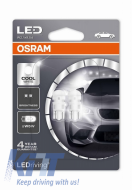 Osram LED 2880CW Parking Lamp (12V, 1W) - 2880CW