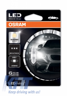 OSRAM LED Driving Warm White Festoon 31mm (6438 Form) 4000K (M1) - 6497WW-01B