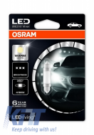 OSRAM LED Driving Worm white Festoon 41mm (6411 Form) 4000K (M1) - 6499WW-01B