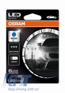 OSRAM LED Retrofit blue W5W 6800K - 2850BL-02B