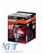 OSRAM NIGHT BREAKER UNLIMITED H4 Halogen Headlamp 12V 60/55W - 64193NBU
