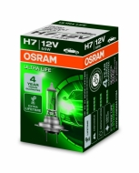 OSRAM ULTRA LIFE H7 Halogen Headlamp 64210ULT 12V carton box (1 unit) - 64210ULT