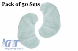 Pack of 50 sets Small Boots 100% POLYPROPYLENE - BTSSTNTTGH