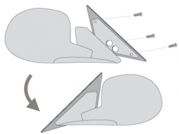 PEUGEOT 406 Adapterplates - A346