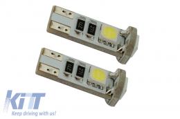 Position Lights LED 3 smd CanBus - T103SMDLED