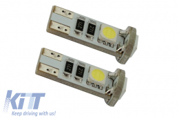 Position Lights LED 3 smd CanBus - T103SMDLED