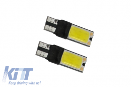 Position Lights LED T10 CanBus COB W5W High Intensity - T10COBLED