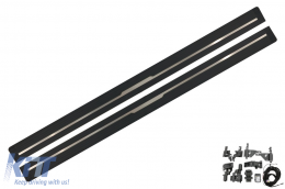 Power Electric Running Boards Side Steps suitable for Mercedes GLE W167 SUV (2019-up) - RBMBGLEW167EL