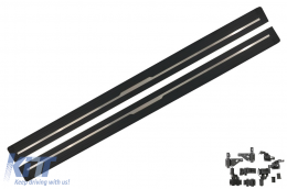 Power Electric Running Boards Side Steps suitable for Mercedes GLE COUPE C167 (2019-up) - RBMBGLEC167EL