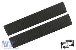 Power Electric Running Boards Side Steps suitable for Mercedes G-Class W463 (2008-2018) 3 Doors - RBMBW463SWBEL