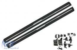Power Electric Running Boards Side Steps Retractable suitable for Range Rover Vogue L405 (2013-2015) Sport L494 (2013-2015) SWB - RBRR05EL13