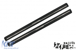Power Electric Running Boards Side Steps Retractable suitable for Range Rover Vogue L405 (2017-2020) Sport L494 (2017-2020) SWB - RBRR05EL17