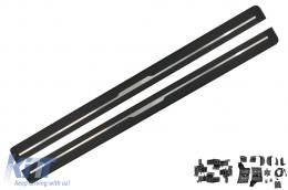 Power Electric Running Boards Side Steps Retractable suitable for HYBRID Range Rover Vogue L405 (2017-2020) HYBRID Range Rover Sport L494 (2017-2020) - RBRR05ELHIB