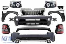 Range Rover Sport (2005-2013) L320 Complete Conversion Retrofit Autobiography Design Body Kit - COCBRRS