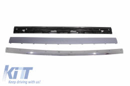Range Rover Sport L320 (05-11) 2012 Facelift Style Rear Trunk Tailgate Conversion Kit Chrome Autobiography Look - TTRRSL320C