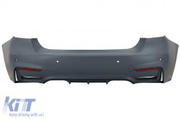 Rear Bumper BMW 3 Series F30 (2011-up) M3 Sport Design - RBBMF30M3