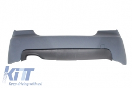 Rear Bumper BMW 5'er E60 (2003-2010) M-Technik Design