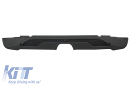 Rear Bumper Extension Lower Valance suitable for Smart ForTwo 453 (2014-Up) - RBSM453