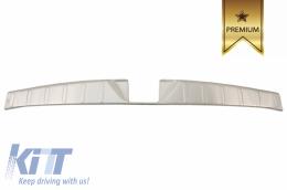 Rear Bumper Protector Sill Plate Foot Plate Aluminum Cover Subaru Forester (2013+) - FPISUFR4