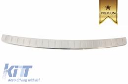 Rear Bumper Protector Sill Plate Foot Plate Aluminum Cover BMW X3 (G01) (2017+) - FPBMFX3