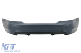 Rear Bumper suitable for MERCEDES Benz W221 S-Class (05-11) AMG Design