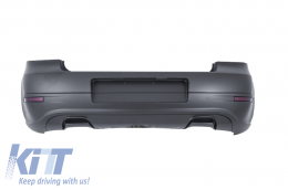 Rear Bumper suitable for VW Golf 4 IV (1997-2005) RS Look R32