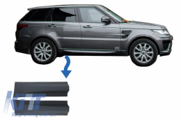 Rear Door Lower Moldings suitable for Land Rover Range Rover Sport L494 (2013-up) - LBR14033