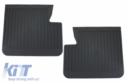 Rear Mud Flaps Apron suitable for Mercedes G-Class W463 W461 (1989-2017) - MFMBW463