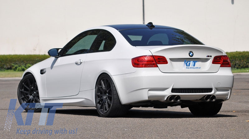 Rear Trunk Spoiler BMW 3 Series E92\/E93 Coupe Cabrio 20072011 CSL Design  eBay