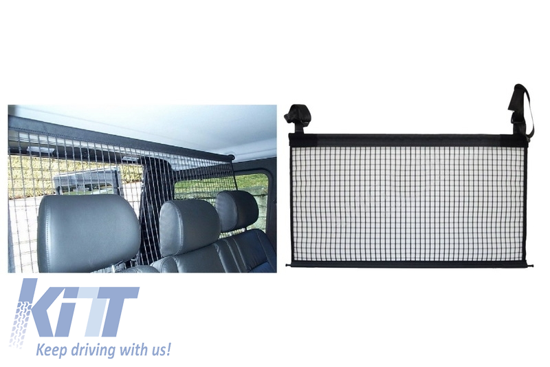 Rear trunk storage cargo divider net mercedes benz g class for Mercedes benz car trunk organizer