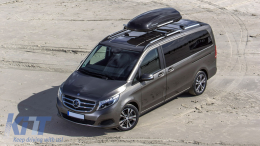 ROOF RACK suitable for MERCEDES V-Class W447 (2014-Up) LONG WHEEL BASE - RRMBW447LWB