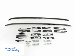 Roof Racks Roof Rails and Cross Bars System   suitable for Land ROVER Range ROVER Evoque (2011-up) - LR-EQ-2