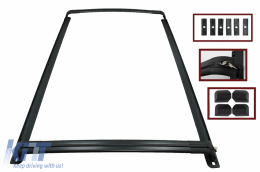 Roof Racks Roof Rails Cross Bars System Land Rover Range Rover Vogue (L322) (02-13) - RRSRR02