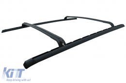 Roof Racks Roof Rails Cross Bars System suitable for Land Rover Range Rover Vogue III (2002-2013) - RRSRR02