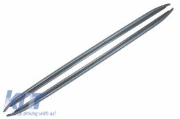 Roof Racks Roof Rails suitable for Land Range Rover Sport L494 (2014-up) Vogue L405 (2014-up) Silver SV Autobiography Design - RRRRL494S