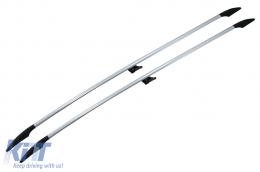 Roof Rails suitable for Mercedes V-Class W447 (2014-Up) Long Wheelbase (LWB) Aluminium - RRMBW447LWB