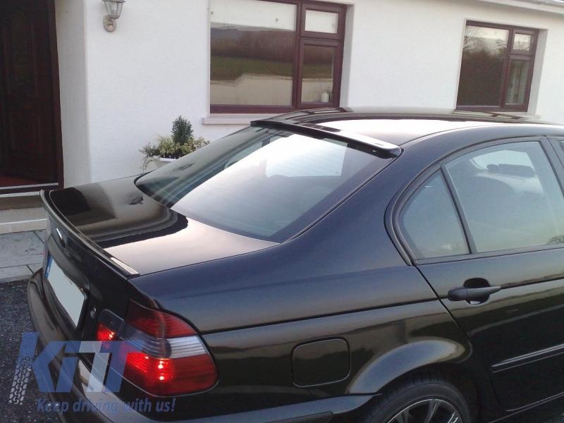 Roof Spoiler Bmw E46 1998 2005 Sedan 4d Acs Design