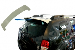 Roof Spoiler Dacia Duster 4x4 / 4x2 (2010-up) - RSDD