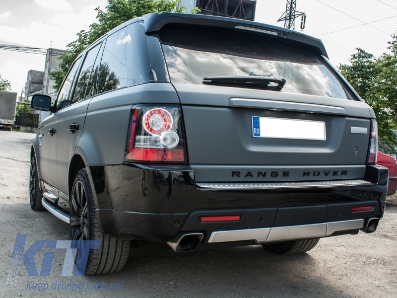 roof spoiler range rover sport l320 2010 2013. Black Bedroom Furniture Sets. Home Design Ideas